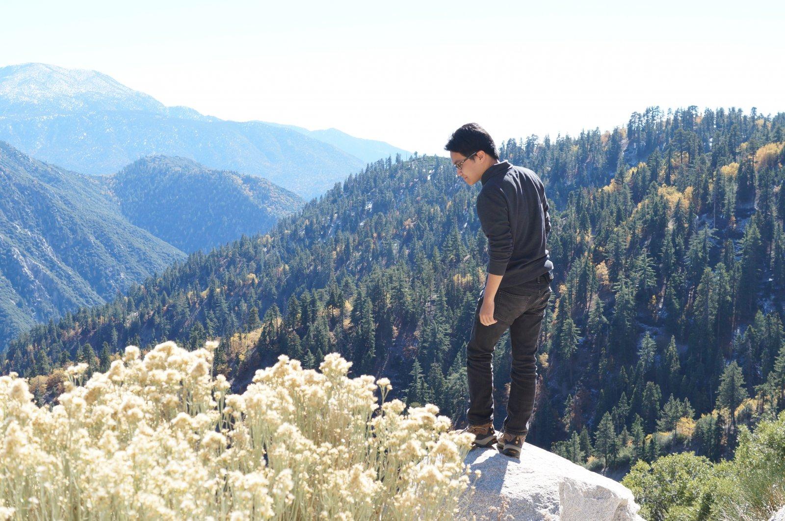 Big Bear Mountain View