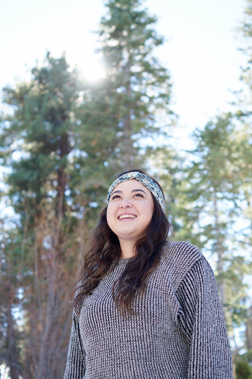 More Smiles at Big Bear Lake