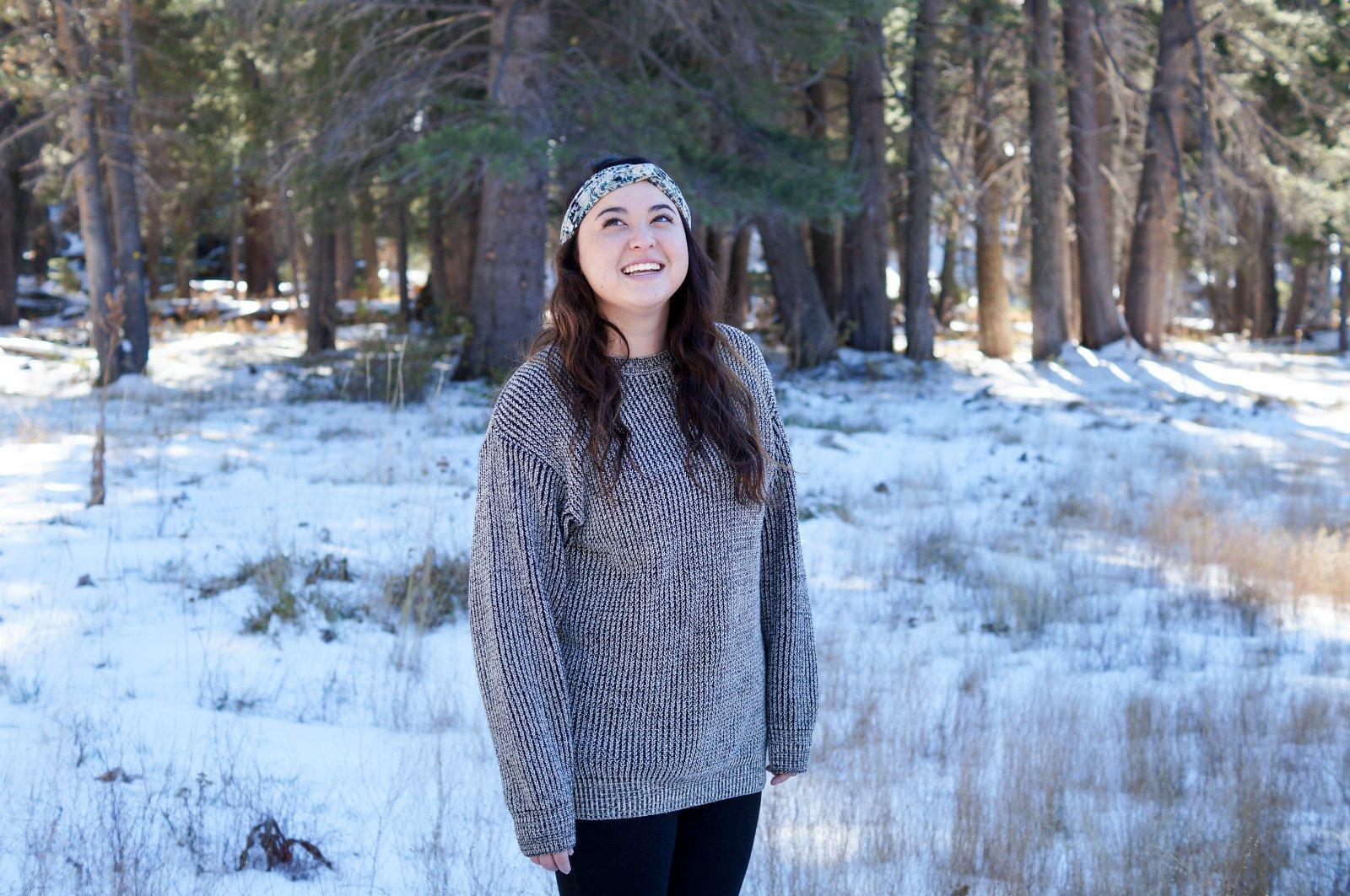 Hiking at Big Bear Lake