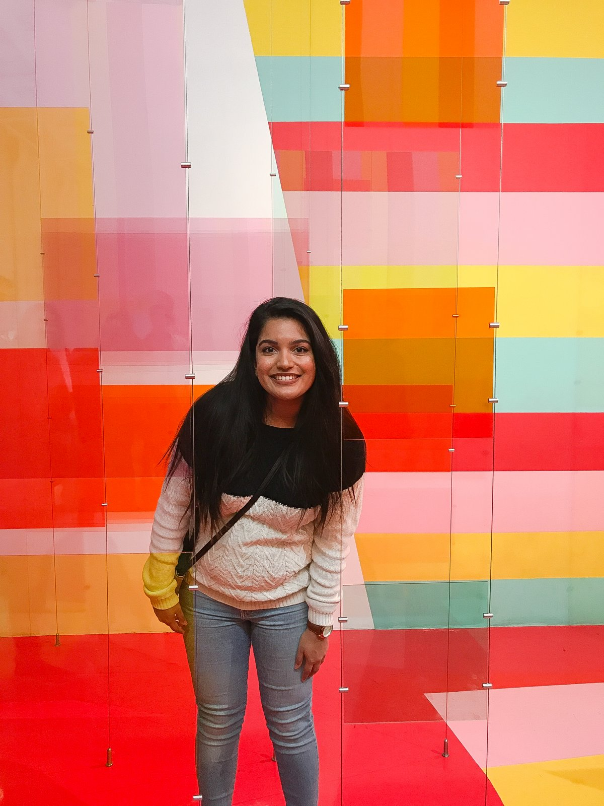 Museum of Ice Cream Color Room