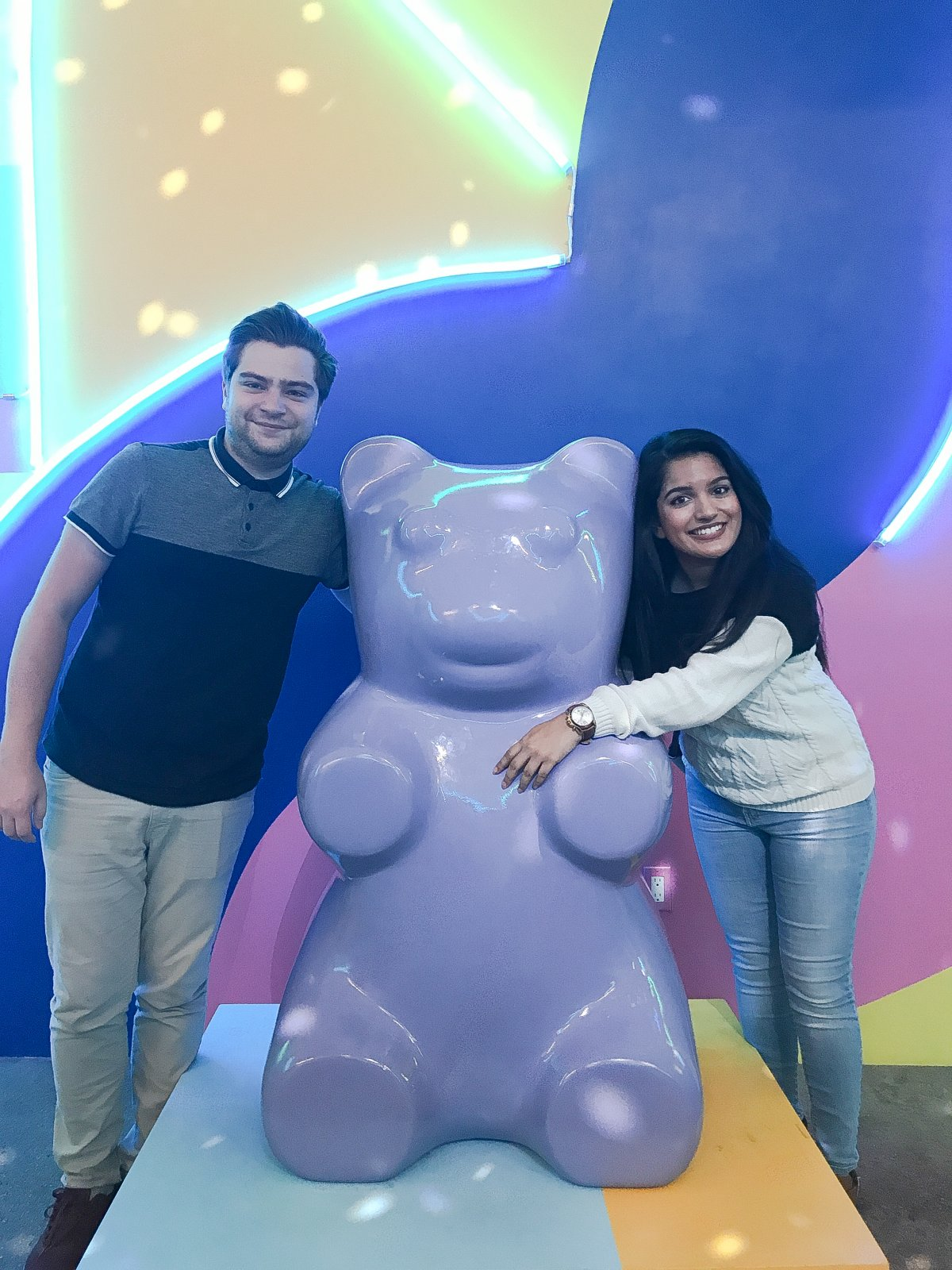 Museum of Ice Cream Giant Gummy Bear