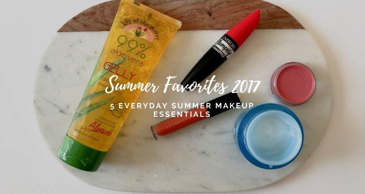 Summer Essentials 2017