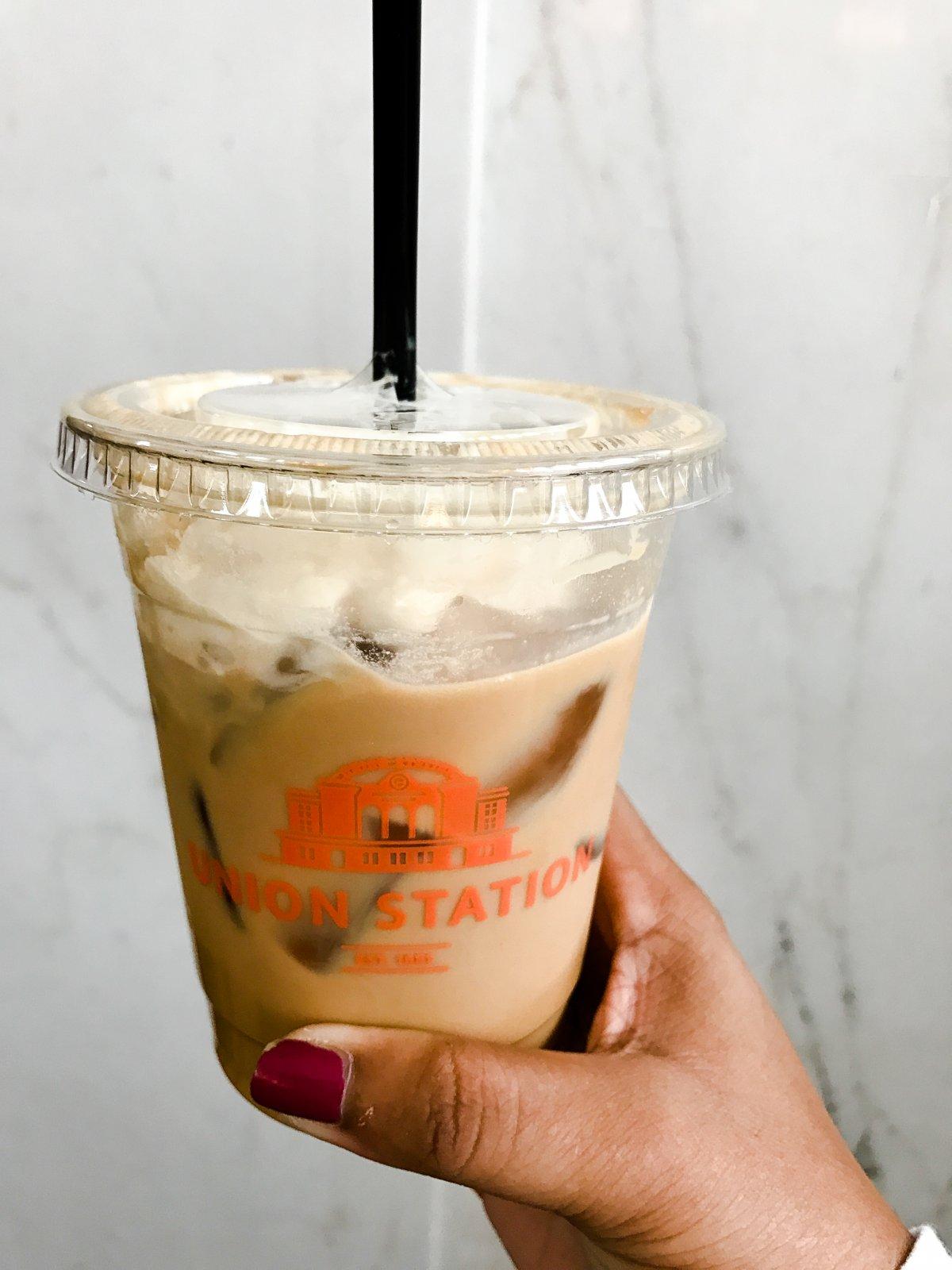 Denver Union Station Coffee