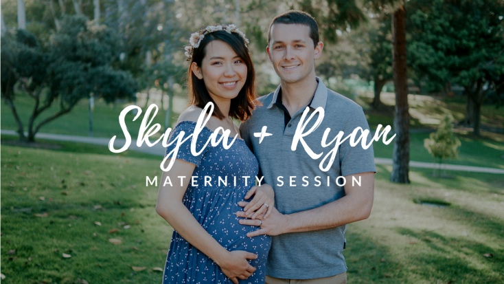Skyla & Ryan Maternity Session